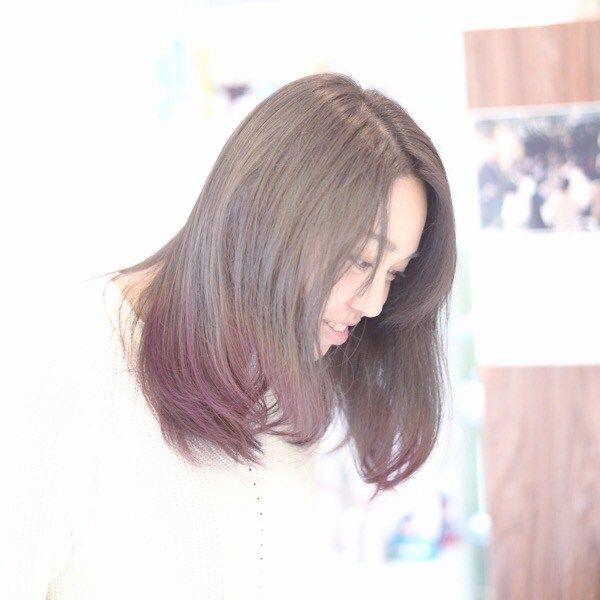 寒色も暖色も楽しみたい方へ | miyamotokazuto.net/熊谷の美容室 宮本一人