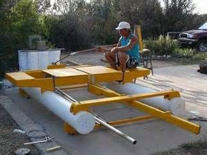 photo of diy pontoon boat - Yahoo Search Results