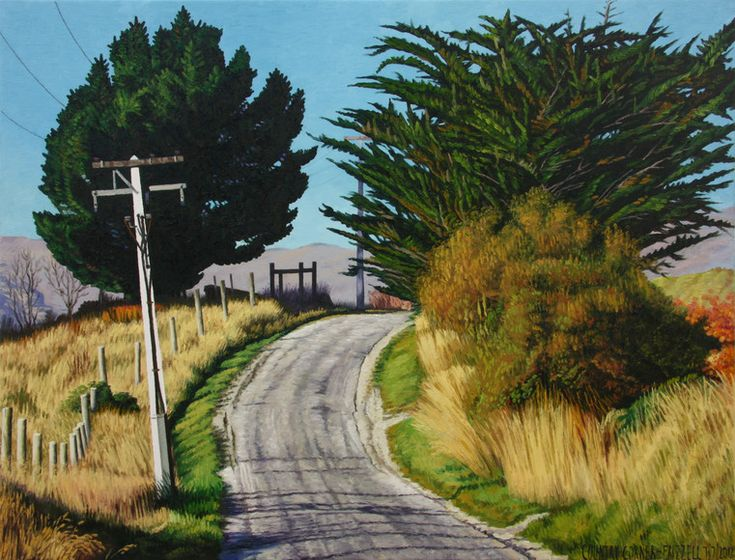 Dick Frizzell | Milford Galleries Dunedin