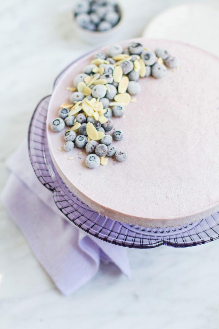 @saltandwind Souvenir Recipe: Blueberry Icelandic Skyr Cake | Inspired by Vik, Iceland | http://saltandwind.com