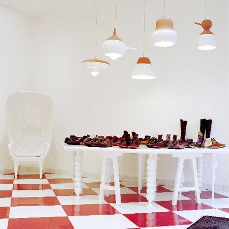 86484d14d0ea Camper store in Milan by Jaime Hayon