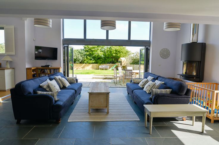 Ridgegrove -  A Cornish, self catering beach holiday house to rent at #ConstantineBay, just a short drive from #Padstow #Cornwall