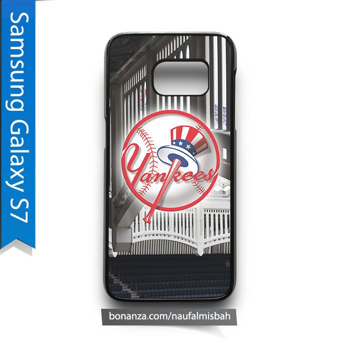 New York Yankees #3 Samsung Galaxy S7 Case Cover