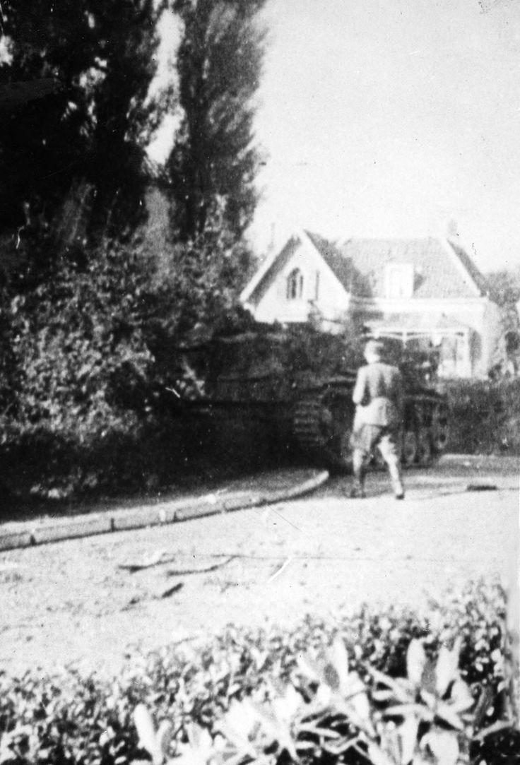 Weverstraat, Oosterbeek, 1944