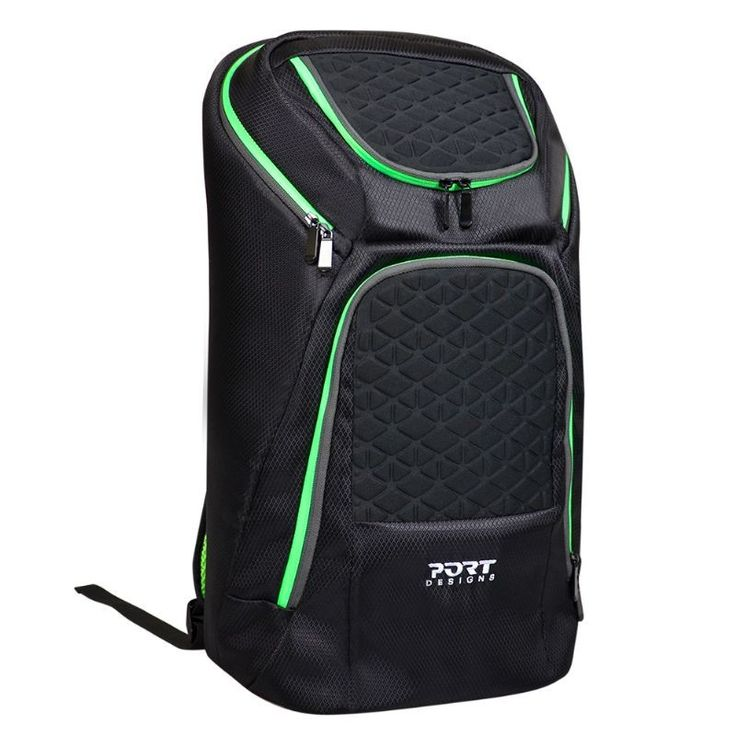202380 The Ultimate Gaming Backpack by Port Designs is