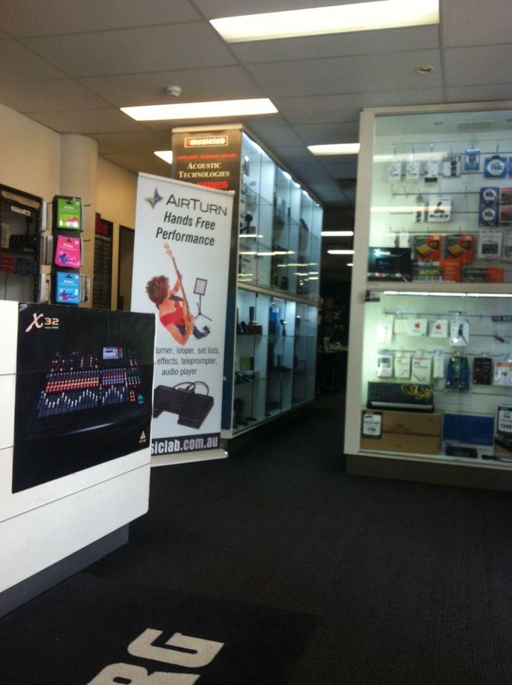 Musiclab in Bowen Hills, QLD