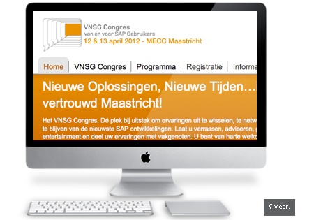 vnsgcongres, sap, evenement, concept, event, registratie, twitter, linkedin, facebook, youtube, app
