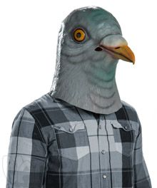 Animal Head Masks - Pigeon