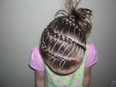 hairdos for little girls