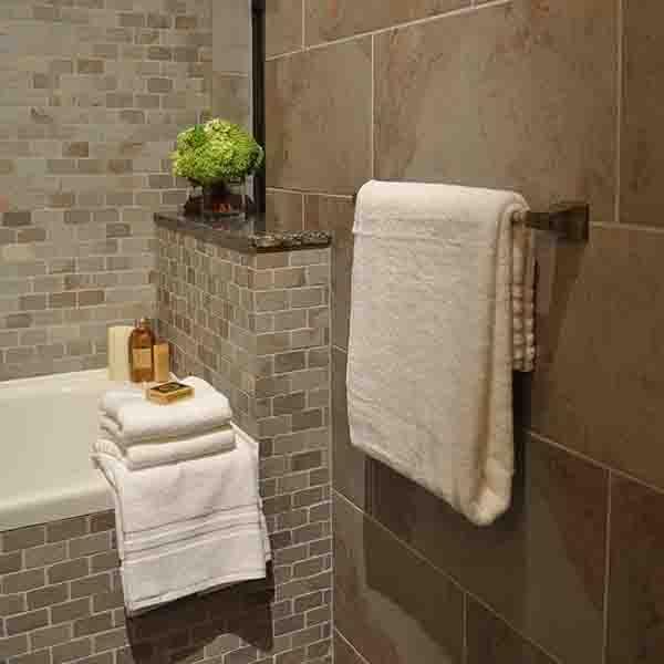 Bathroom Designs With Mosaic Tiles