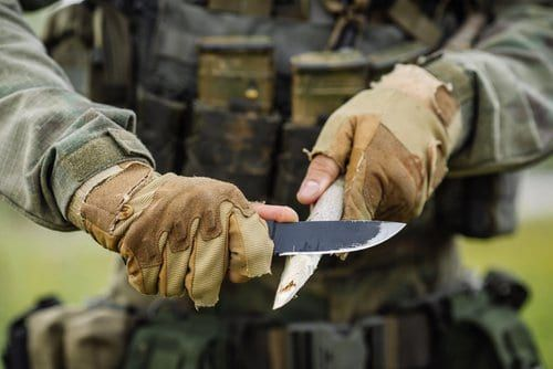 Keeping a knife sharp is the best way to ensure that it can cut, slice or carve anytime you need it to. https://survivallife.com/ray-mears-how-to-sharpen-a-knife-at-camp/