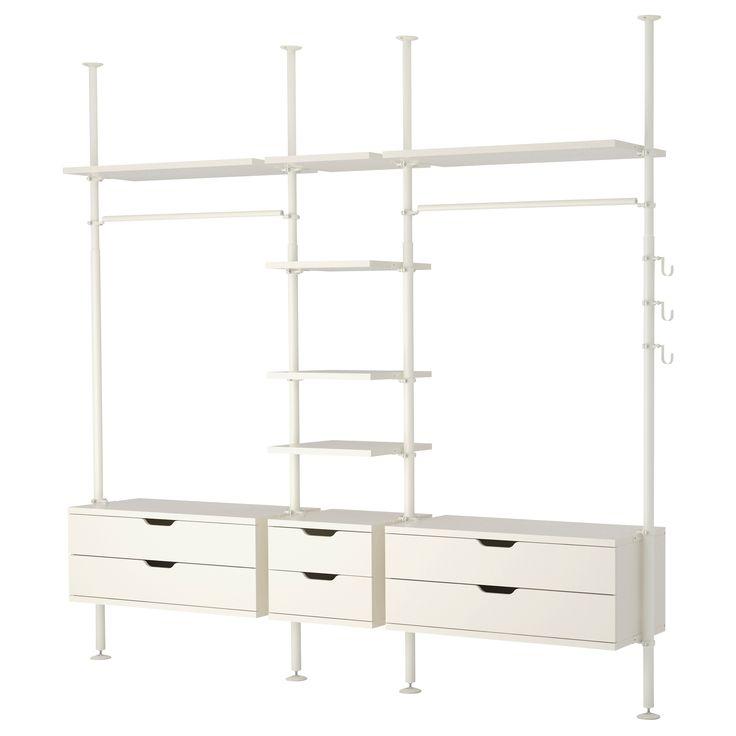 STOLMEN 3 secções - IKEA
