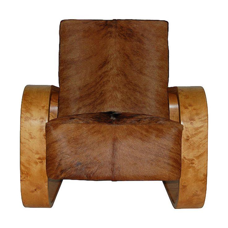 1stdibs   Early Tank Chair by Alvar Aalto
