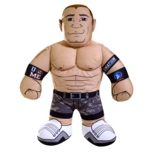 WWE® BRAWLIN' BUDDIES™ JOHN CENA® Plush Figure! You can't see me!