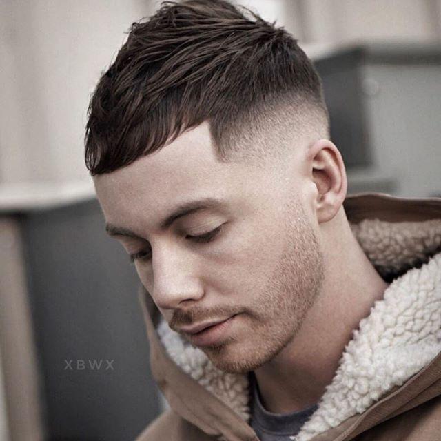 Pin Auf Frisuren Manner Kurz