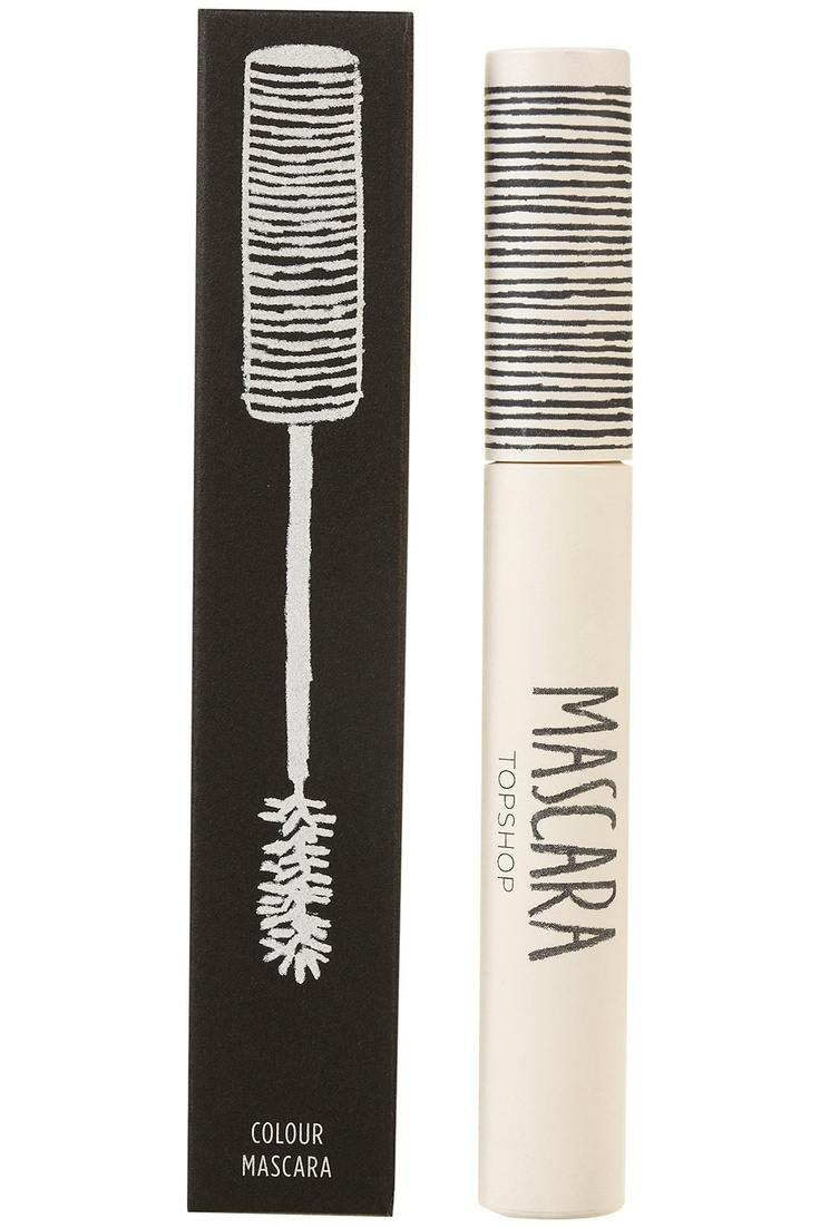 TopShop Mascara with fantastically unique packaging