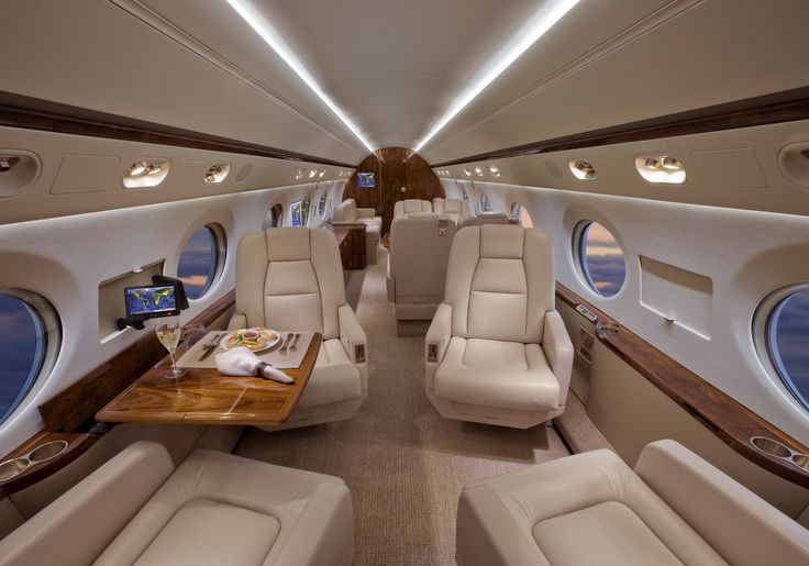 Exclusive Charter Service – featuring the G550