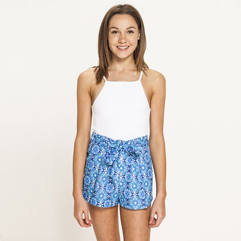 Image for Mooloola Girls Violet Playsuit from City Beach Australia