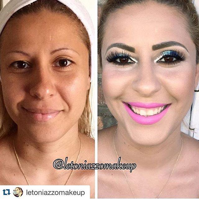 #Repost @letoniazzomakeup with @repostapp. ・・・ Transformação da linda Patricia  #transformation #before #after #maquiagem #maquiagemprofissional #maquillaje #makeup #makeuplover #makeupforever #letoniazzomakeup #makia #nyc #nycmakeupartist #amazing #italy #mua #gorgeous #instamakeup #lovemakeup #ahmadamine #anastasiabeverlyhills #mac #followme #dermacol #follow #lillylashes #canada #montreal