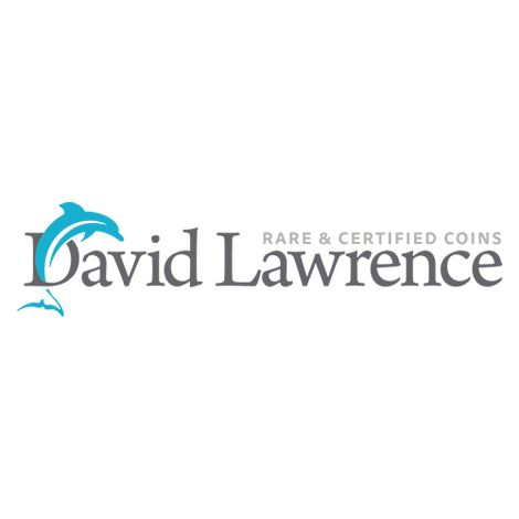"""Very Old Coins""                  David Lawrence Rare and Certified Coins 