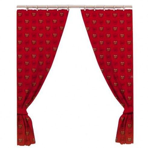 Arsenal F.C. Curtains
