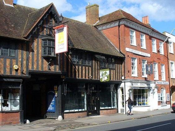 Farnham, Surrey, England.