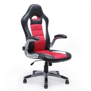 Executive Racing Style Bucket Seat PU Leather Office Chair Computer | computer chair | office decor | office ideas | home | home office | workspace