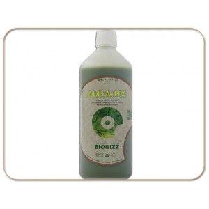 Fertilizzante e stimolante concentrato 100% biologico , ricavato dalla pressatura a freddo di alghe marine , ricchissime di vitamine, micronutrienti, amminoacidi e ormoni di origine vegetale .