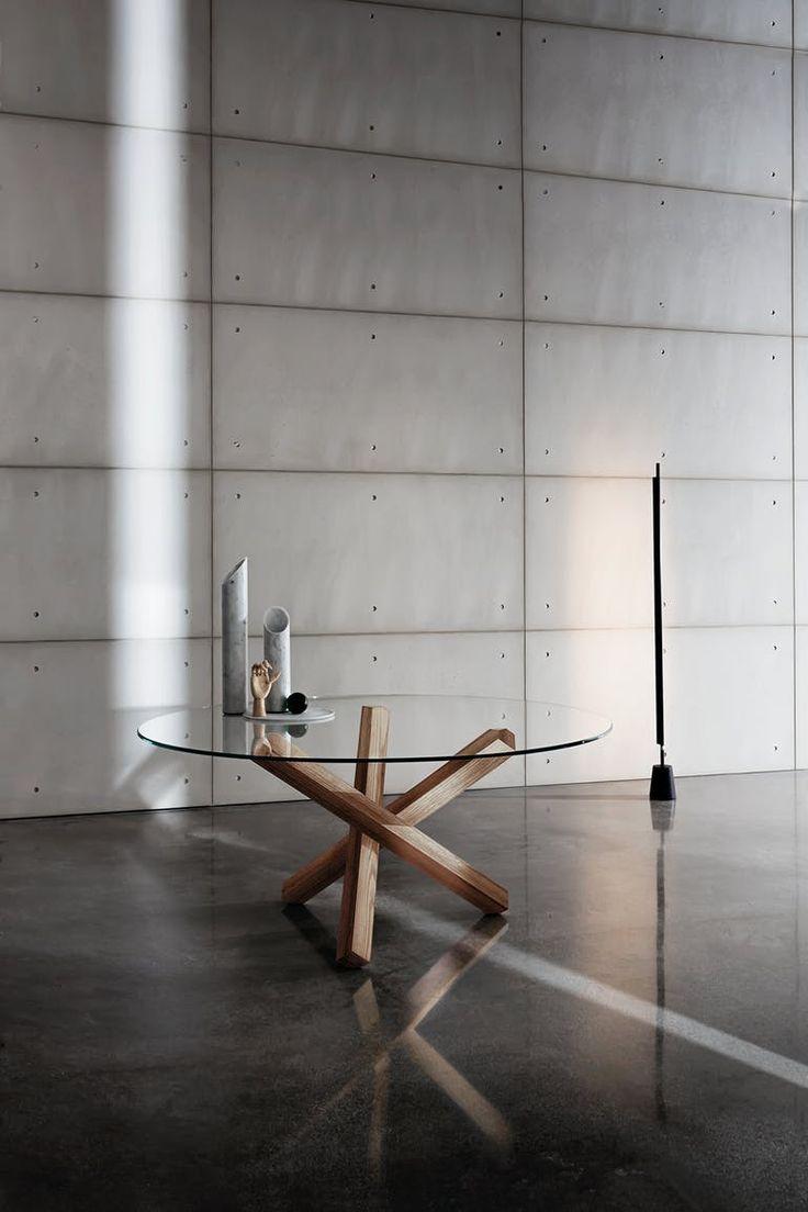 Aikido Обеденный стол - Современные столы Столовая - Деринг зал