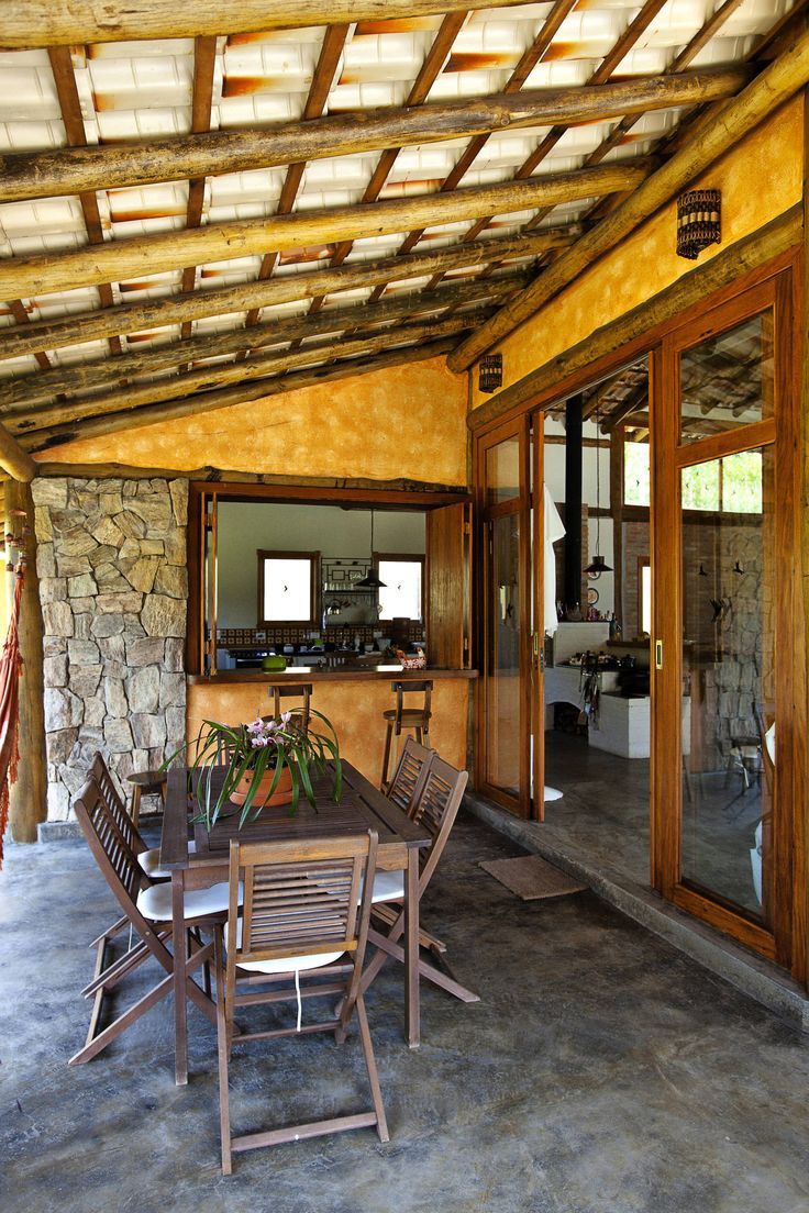 25 melhores ideias de pisos r sticos no pinterest pisos - Fotos de casas rusticas ...