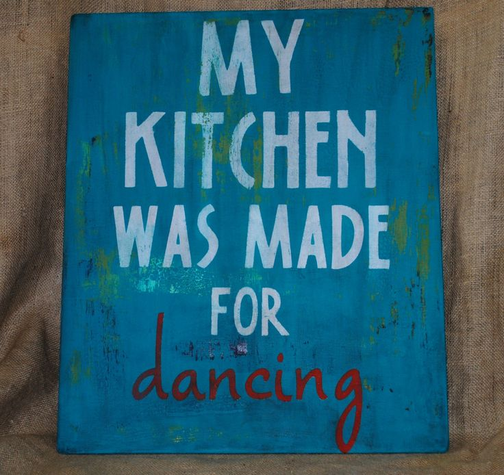 119 Best Kitchen Signs Images On Pinterest