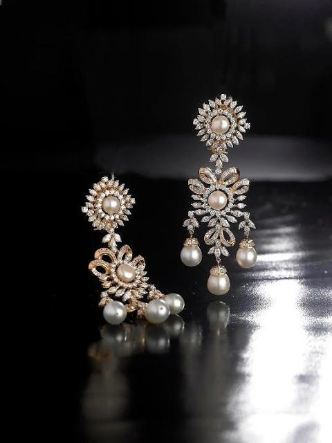 Indian Jewellery and Clothing: Elegant collection from Tibarumals gems and jewels..