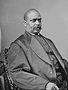 Oscar J. Dunn was the first black Lieutenant Governor in United States history, serving in Louisiana from 1868 to 1872. He was a Republican.