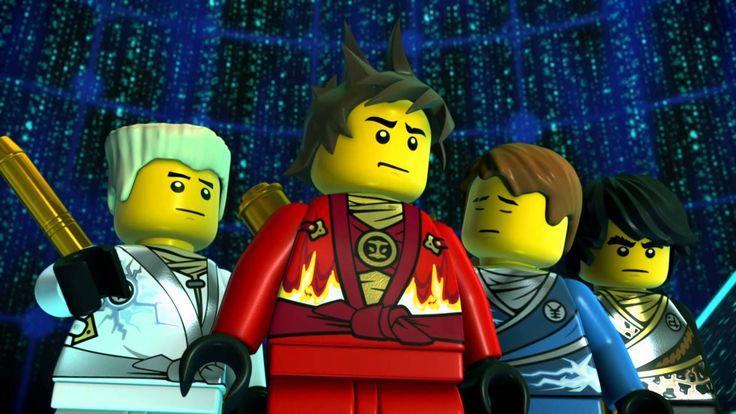 LEGO Ninjago: Epizoda 31 - Vzhůru do Digivesmíru