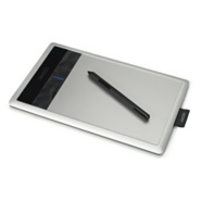 Wacom Bamboo Capture Graphics Tablet.  I so want one of these!  It looks so fun to play with.