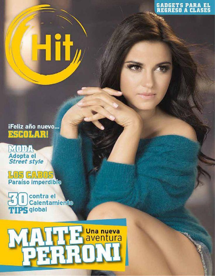 Maite Perroni - Hit Magazin #Hit