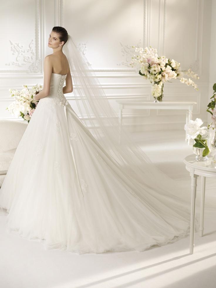 48 besten Gala Novias_Colección White One Bilder auf Pinterest ...