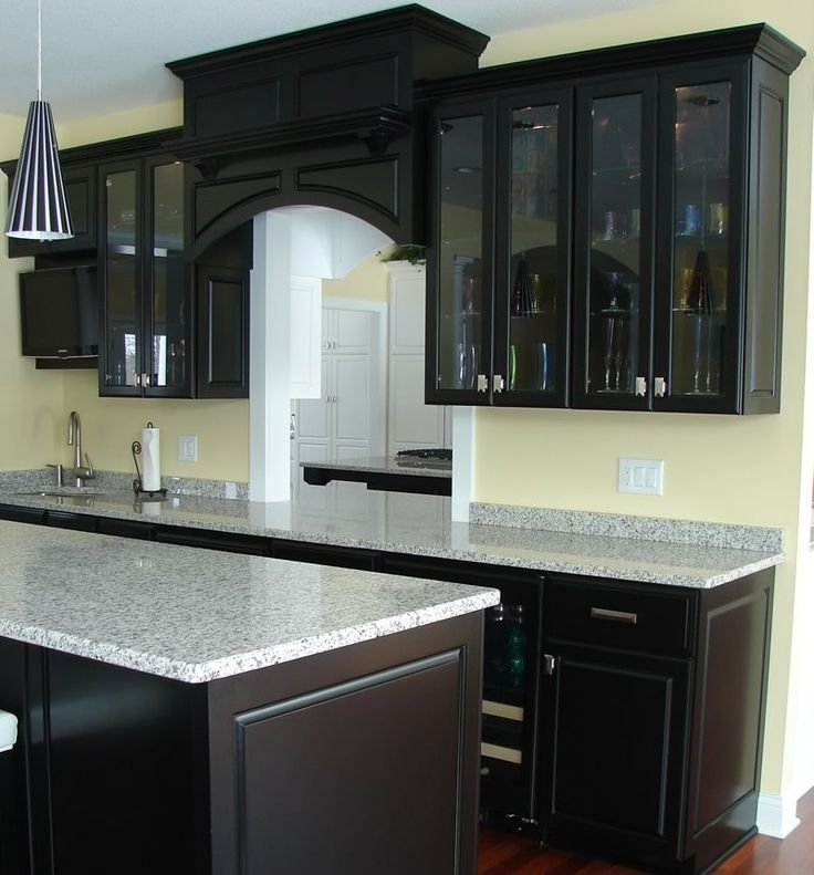 Kitchen Color Ideas For Small Kitchens 35 Best Colors: Blacks U0026 Darks  Images On Pinterest