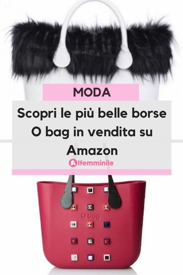 2e03a23bfd Sogni una borsa personalizzabile e fatta su misura? Allora O bag è la borsa  perfetta
