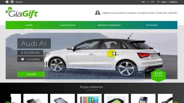 GiaGift LibertaGia ¿Cómo Acceder y Participar En El Audi A1?