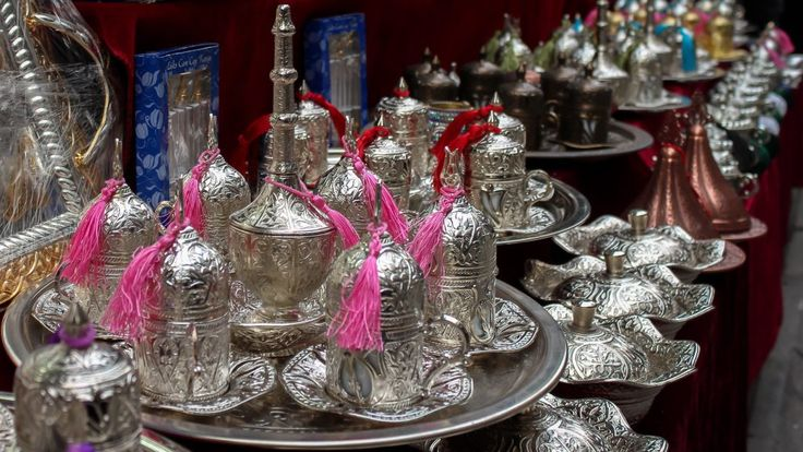 Grand Bazaar Istanbul Turkey 2