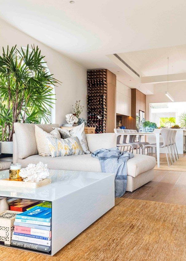 A minor facelift, that included removing some walls, updating the kitchen and limewashing the floors was carried out when the home was first bought.