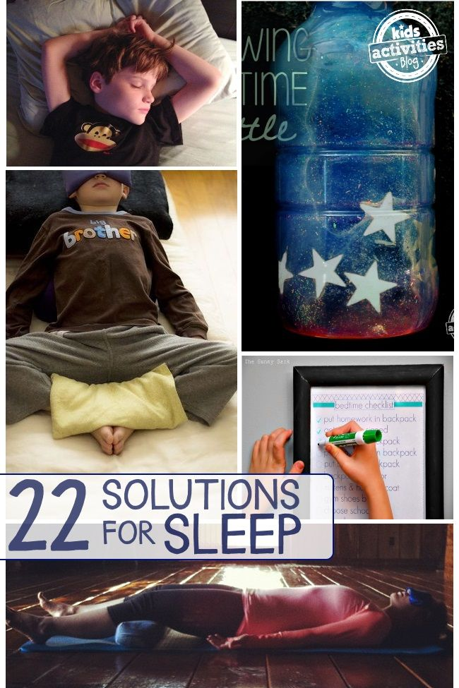 sleep solutions for active kids. Are your kids having trouble going to bed at night? Here are some useful tips so the whole family can get more sleep!