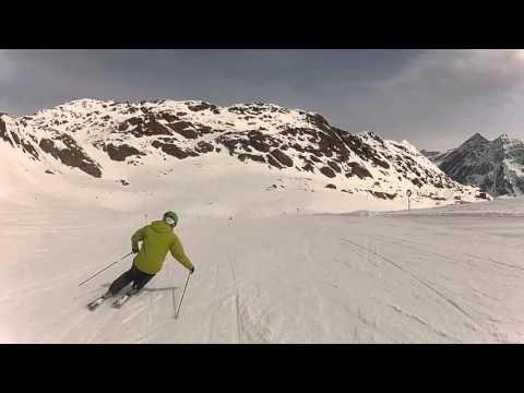Průřez metodikou lyžování CESA VUT v Brně - YouTube