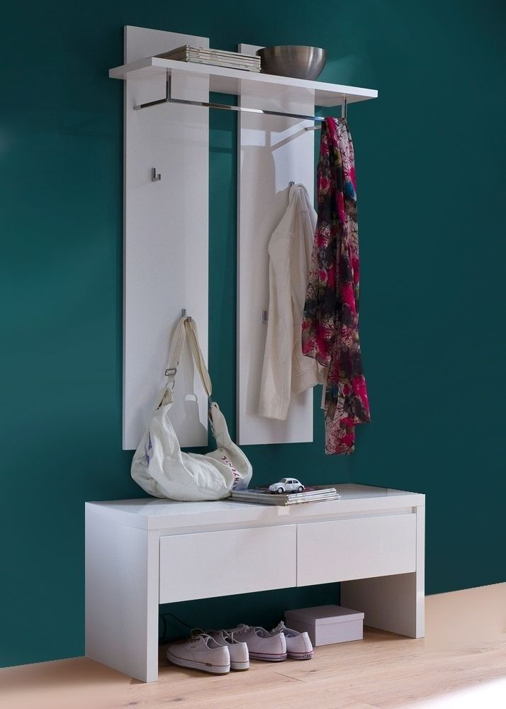 best 25+ garderobe weiss ideas on pinterest