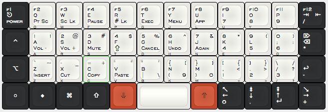 Planck keyboard github.