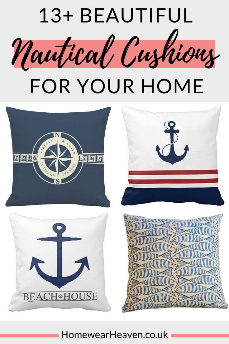 Buy Nautical Cushion And Cushion Covers On Amazon This Curated