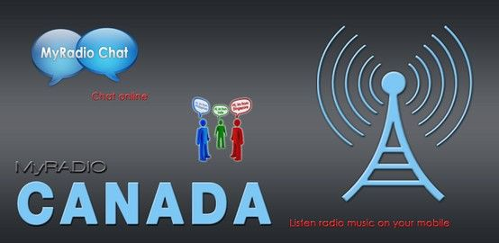 ~MyRadio CANADA: Available in Android Mobile Device~  Music is the best medicine that's why we deliver the best Selection of your favorite Radio Stations via 24/7! Love that Song? Great! You can download that Song as your RingTone for FREE!  https://play.google.com/store/apps/details?id=net.ramglobal.myradiocanada