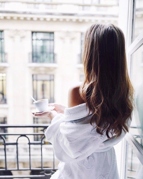 Hair accessory: hairstyles tumblr long hair brunette hair bathrobe