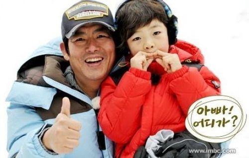 Dad Sung Dong Il & Son Sung Joon